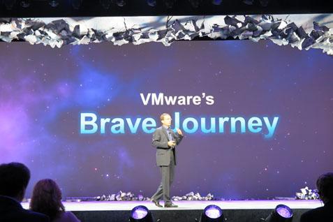 CEO VMWare Pat Gelsinger - Martin Sihombing/Bisnis.com