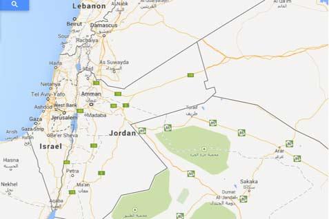 Jordania memiliki potensi bisnis yang cukup besar terutama di sektor konstruksi dan infrastruktur.  - Bisnis.com