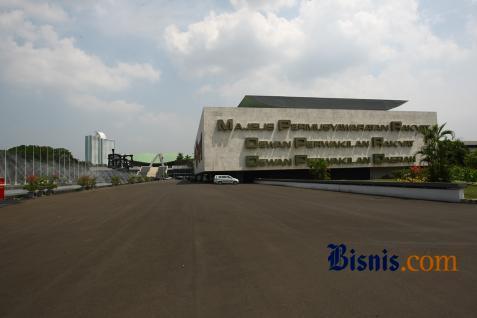 Gedung DPR RI - Bisnis.com
