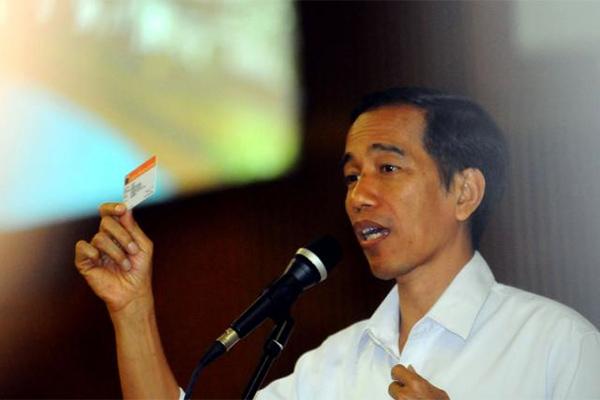 Capres terpilih Joko Widodo (Jokowi) - Bisnis