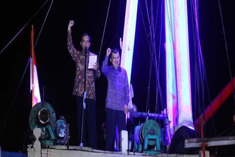 Presiden dan Cawapres terpilih Jokowi-JK - Bisnis