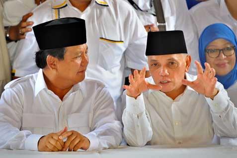 Prabowo-Hatta  - Antara