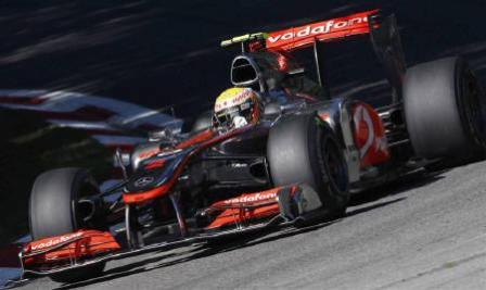 Lewis Hamilton - Reuters/Stefano Rellandini