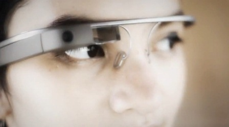 aplikasi quick disaster dalam Google Glass - youtube
