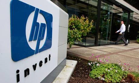 Kesepakatan itu akan memberikan ketenangan pikiran untuk kemajuan Hewlett-Packard.  - bISNIS.COM