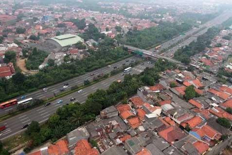 Tol Jakarta-Cikampek - Bisnis