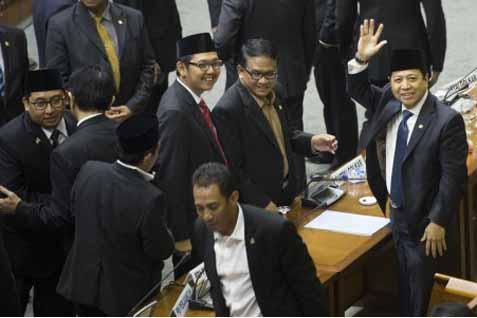 Ketua DPR RI 2014-2019 Setya Novanto - Antara