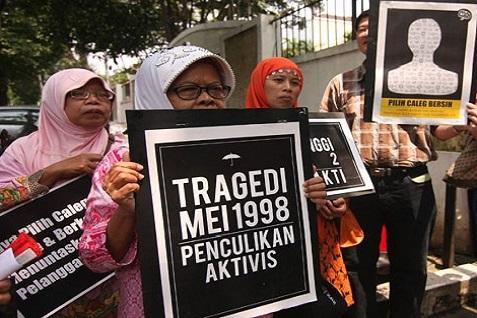 Kasus Ham Belum Ditangani Serius Oleh Pemerintah Kabar24 Bisnis Com