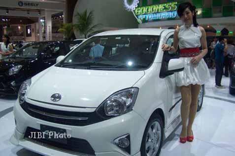 Auto 2000 Sanur Tawarkan Cicilan Agya Rp70 Ribu Per hari ...