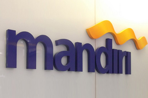 Logo Bank Mandiri - Bisnis