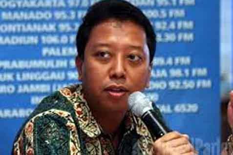 Ketua Umum DPP PPP Romahurmuziy
