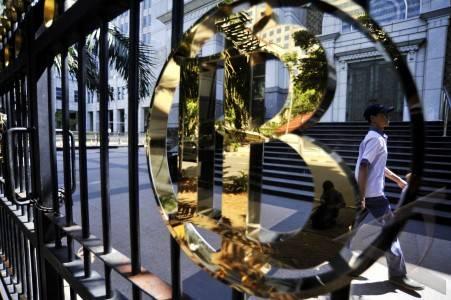 Bank Indonesia menargetkan pangsa aset perbankan syariah bisa mencapai 20% dari aset bank konvensional dalam satu dekade.
