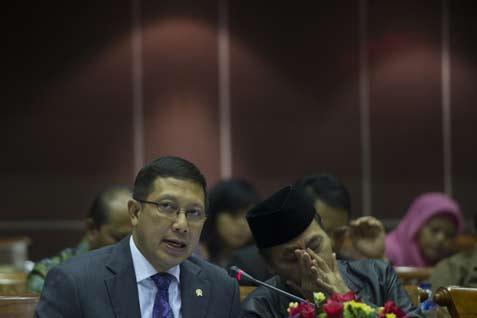 Menteri Agama Lukman Hakim Saifuddin  - antara