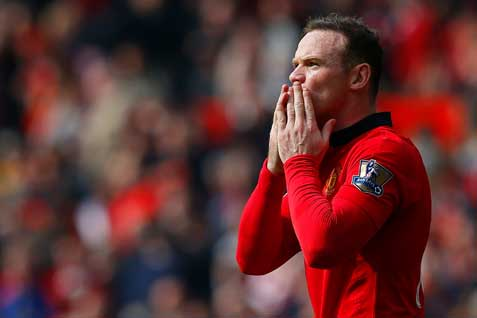 Manchester United Wayne Rooney - reuters
