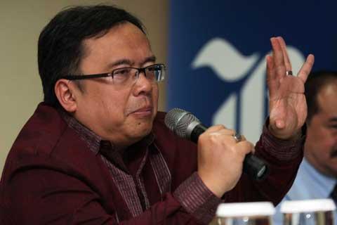 Menteri Keuangan Bambang Brodjonegoro -  Bisnis/Dedi Gunawan