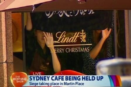 Penyanderaan di Sydney - newscom.au