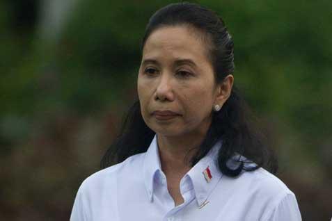 Menteri BUMN Rini Soemarno. - Antara