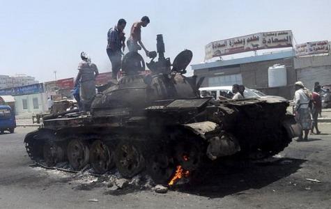 Perang di Yaman (Reuters)