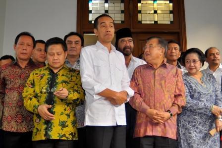 Koalisi Indonesia Hebat - Antara