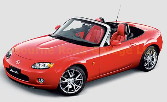 Mazda MX-5  -  mazda.com