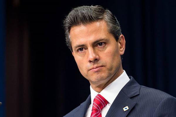 Presiden Meksiko Enrique Pena Nieto - Istimewa