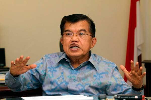 Wakil Presiden RI M. Jusuf Kalla.  - Bisnis.com