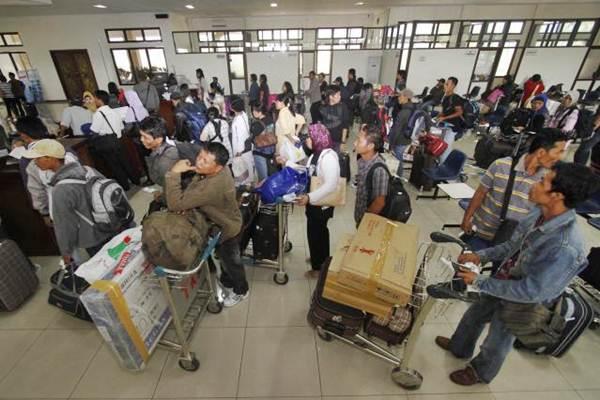 Suasana di Bandara Adi Soemarmo, Boyolali - JIBI