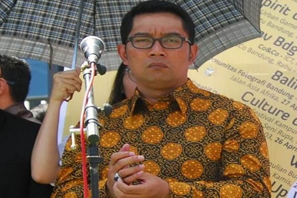 Wali Kota Bandung Ridwan Kamil - Antara
