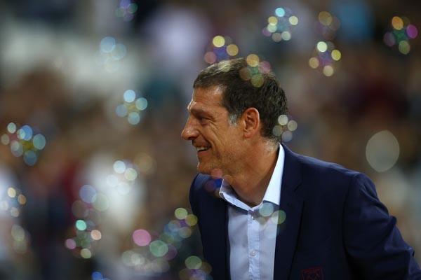 Pelatih West Ham United Slaven Bilic - Reuters/Peter Cziborra