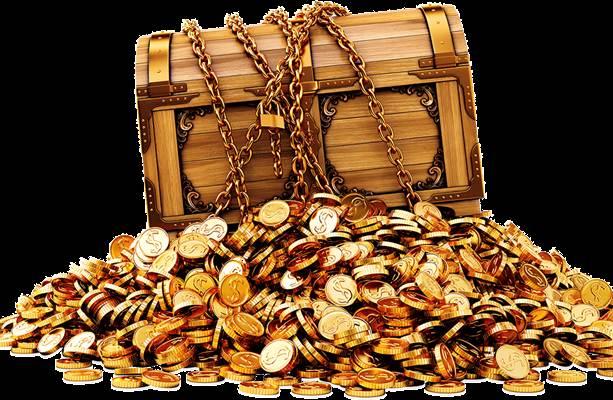 Ilustrasi - Harta karun - www.pnglogo.com