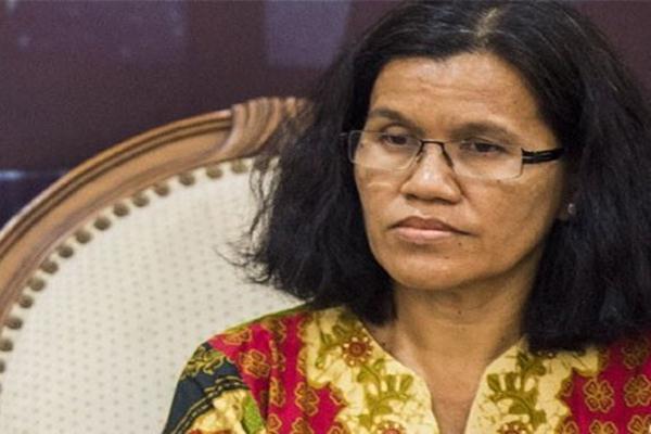 Ketua Komnas Perempuan Azriana - Antara