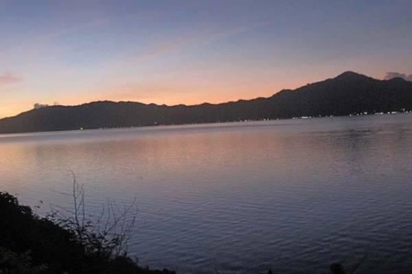 Danau Tondano di Sulawesi Utara - Antara