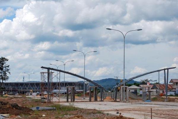 Bandara Samarinda Baru di Kalimantan Timur - Skyscrapercity.com
