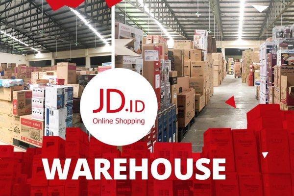 Jd Id Akan Tambah Warehouse Di Pontianak Medan Tahun Ini Ekonomi Bisnis Com