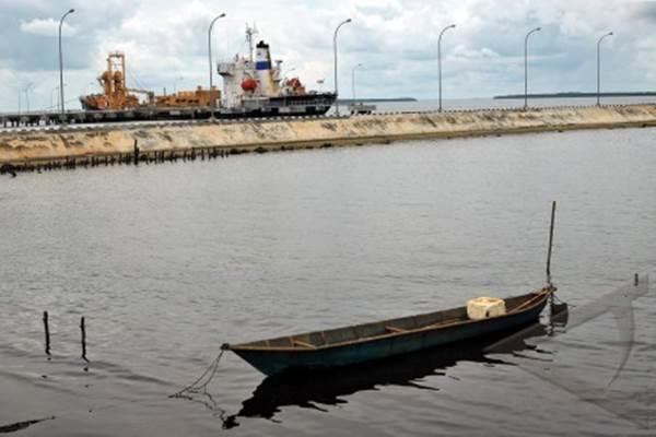 Pelabuhan Sorong - Antara