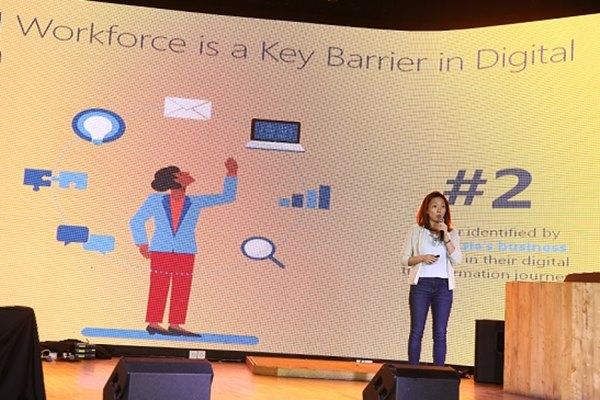 Chief Operating Officer Microsoft Indonesia Davina Yeo - istimewa