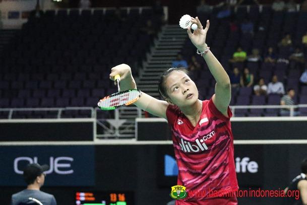 Fitriani - Badminton Indonesia