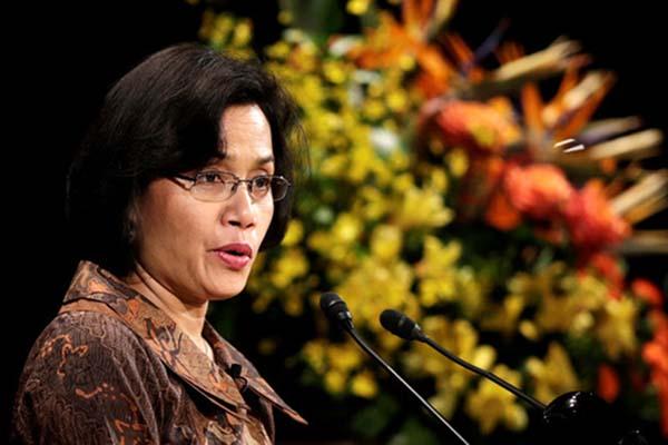 Menteri Keuangan Sri Mulyani Indrawati - Reuters/Toru Hanai