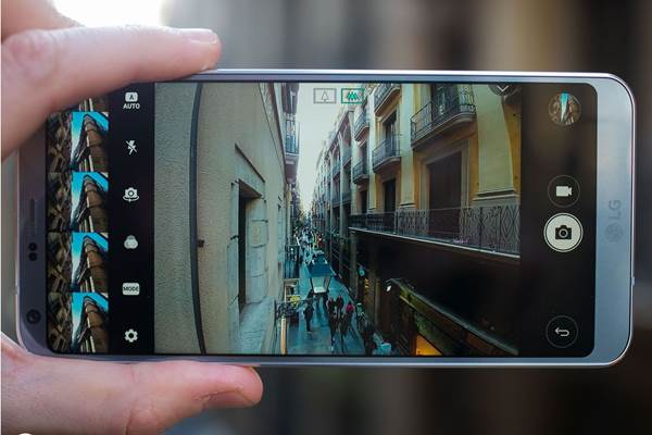 Smartphone LG G6 - ChannelNews