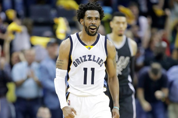Pebasket Memphis Grizzlies, Mike Conley - NBA.com