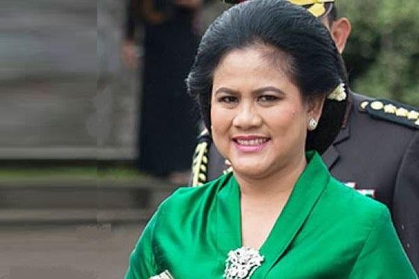 Ibu Negara Iriana Joko Widodo - Antara