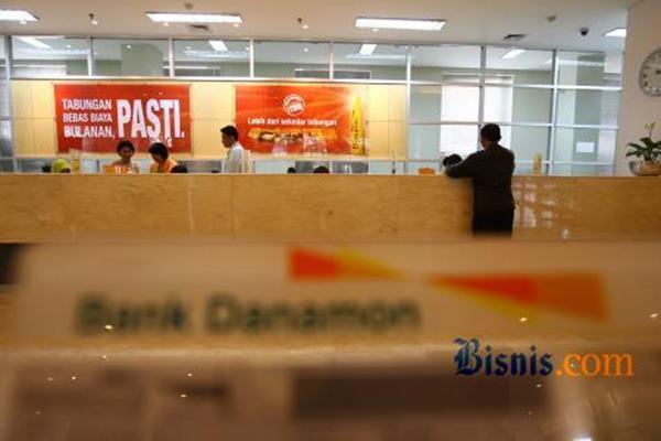 Bank Danamon - Bisnis.com