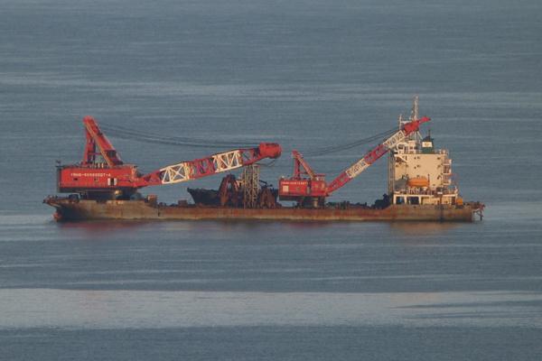 MV Chuan Hong 68 - Istimewa