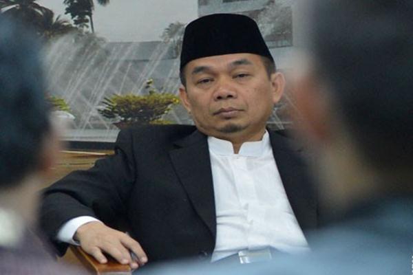 Ketua Fraksi PKS Jazuli Juwaini - Antara