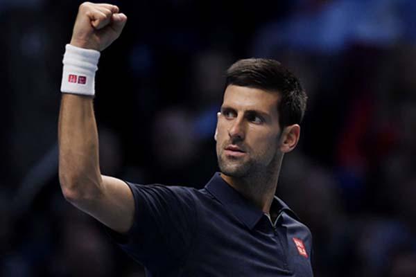 Petenis Serbia Novak Djokovic - Reuters/Toby Melville