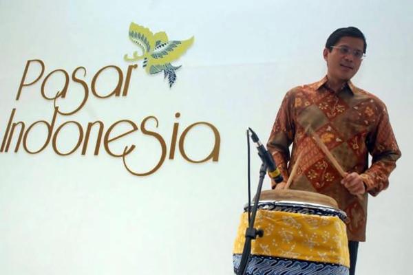 Direktur Utama PT Garuda Indonesia Pahala N. Mansury. - JIBI/Nurul Hidayat