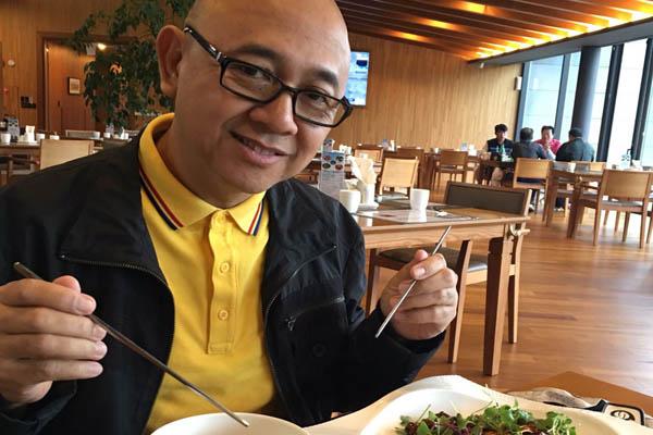 M. Aji Surya, Koordinator Fungsi Konsuler, Minister Counsellor KBRI di Seoul - Bisnis/dok.pribadi