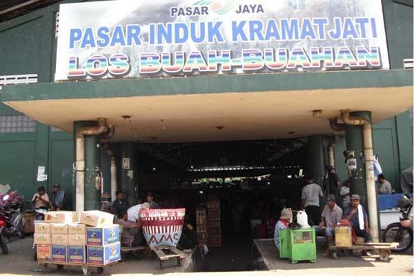 Pasar Induk Kramat Jati di Jakarta Timur - Jakarta.go.id