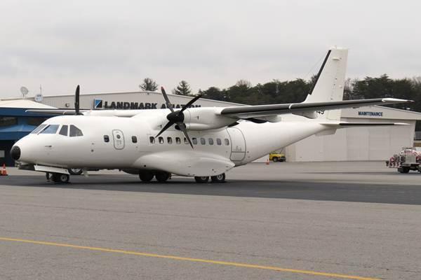 Pesawat CN-235 - Istimewa