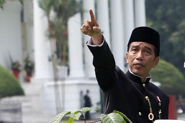 Presiden Joko Widodo. - Reuters